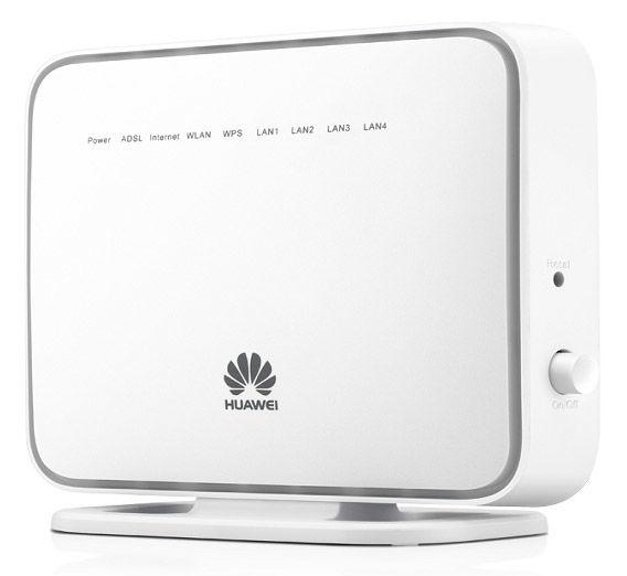 Беспроводной роутер HUAWEI HG531,  ADSL2+