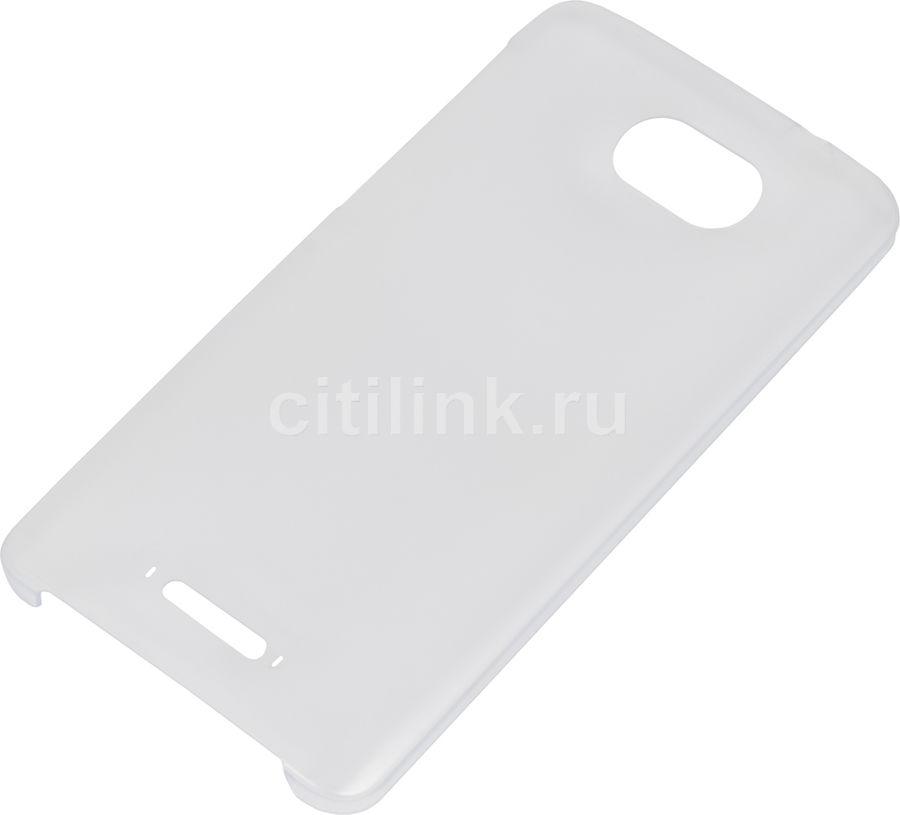 Чехол (клип-кейс) ALCATEL TS5095, для Alcatel Pop 4S, прозрачный [g5095-3aaltsg]