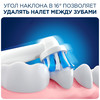 Электрическая зубная щетка ORAL-B SmartSeries 4000 белый [4210201161547] вид 13