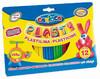 Пластилин Carioca 42691 12цв. 12.5гр. картон.кор/европод.