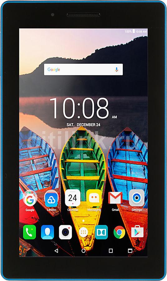 Планшет LENOVO Tab 3 TB3-710i,  1GB, 8GB, 3G,  Android 5.1 черный [za0s0023ru]