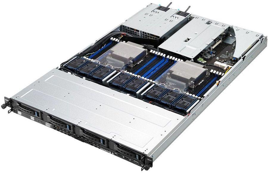 """Платформа Asus RS700-E8-RS4 V2 3.5"""" SATA 2x800W ASMB8-IKVM (90SV03KV-M07CE0)"""