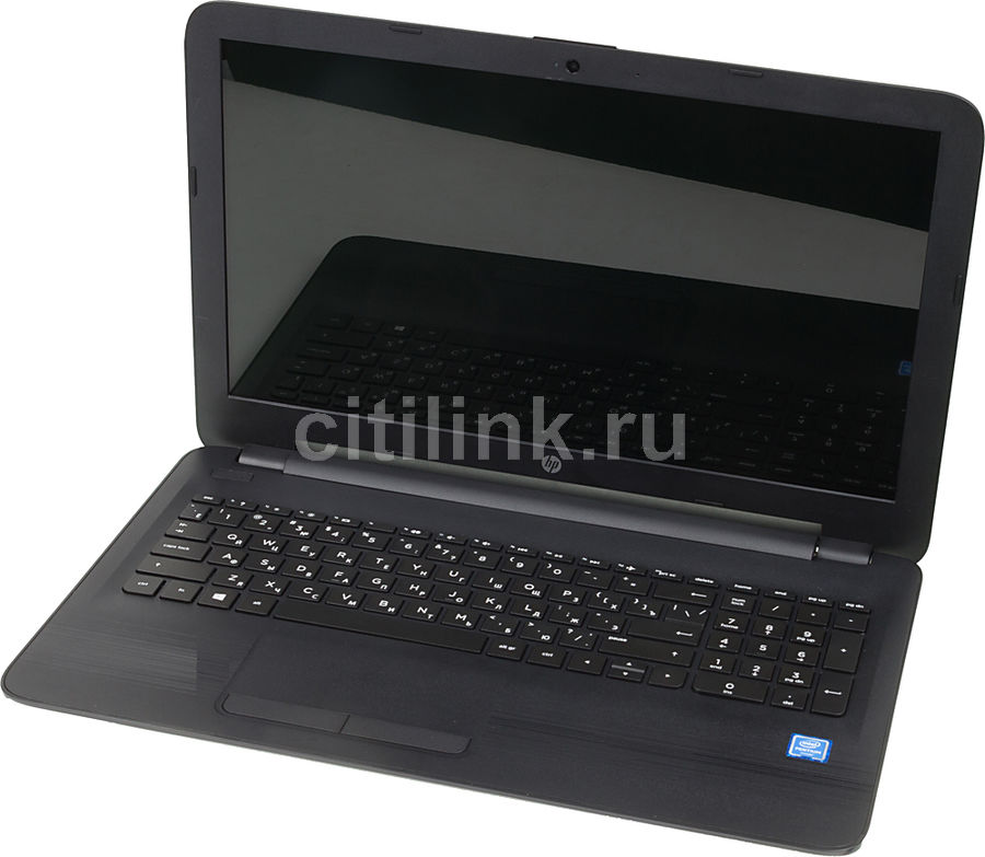 Ноутбук HP 15-ay517ur, 15.6, Intel Pentium N3710, 1.6ГГц, 4Гб, 500Гб, Intel HD Graphics 405, Free DOS, черный [y6h93ea]Ноутбуки<br>экран: 15.6;  разрешение экрана: 1366х768; тип матрицы: SVA; процессор: Intel Pentium N3710; частота: 1.6 ГГц (2.56 ГГц, в режиме Turbo); память: 4096 Мб, DDR3L, 1600 МГц; HDD: 500 Гб, 5400 об/мин; Intel HD Graphics 405; WiFi;  Bluetooth; HDMI; WEB-камера; Free DOS<br>