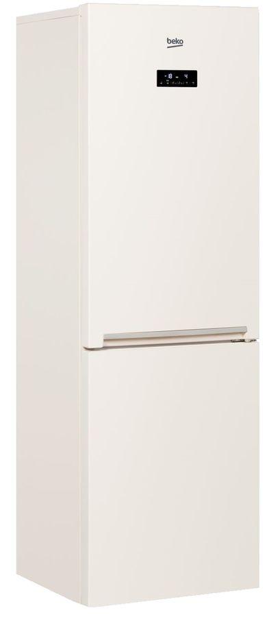 Холодильник BEKO RCNK356E20B,  двухкамерный,  бежевый