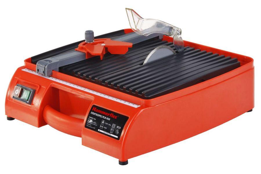 Плиткорез электрический Hammer Flex PLR450 450Вт красный