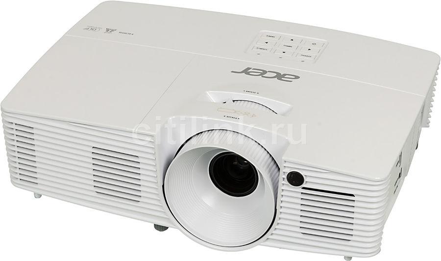 Проектор ACER X127H белый [mr.jp311.001]