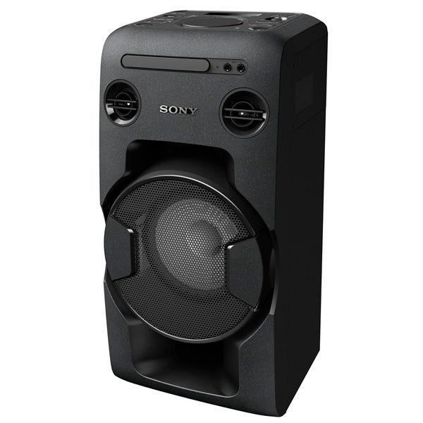 Купить Музыкальный центр SONY MHC-V11, черный по выгодной цене в ... 682fbe2f040