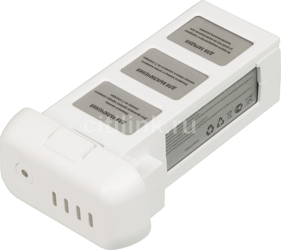 Аккумулятор для квадрокоптера Cactus CS-QB-PH3-4480 для DJI PHANTOM 3 4480mAh 15.2V Li-Pol