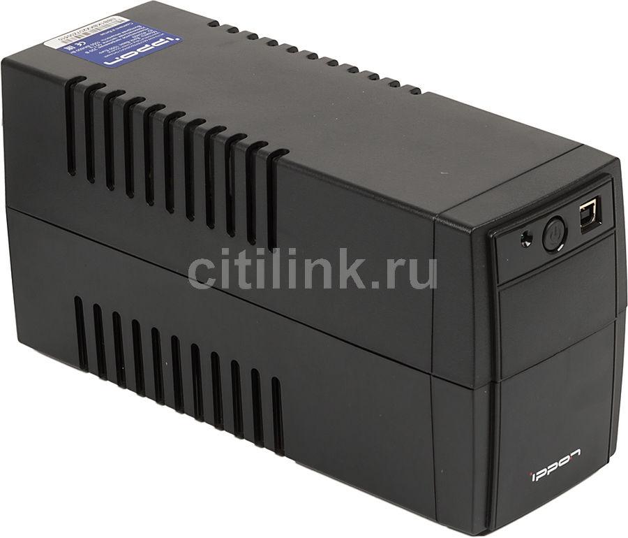 Источник бесперебойного питания IPPON Back Basic 1050 Euro,  1050ВA [403409]