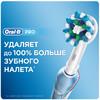 Электрическая зубная щетка ORAL-B в подарочной упаковке PRO 1100 Cross Action белый [81606325] вид 3