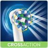 Электрическая зубная щетка ORAL-B в подарочной упаковке PRO 1100 Cross Action белый [81606325] вид 10