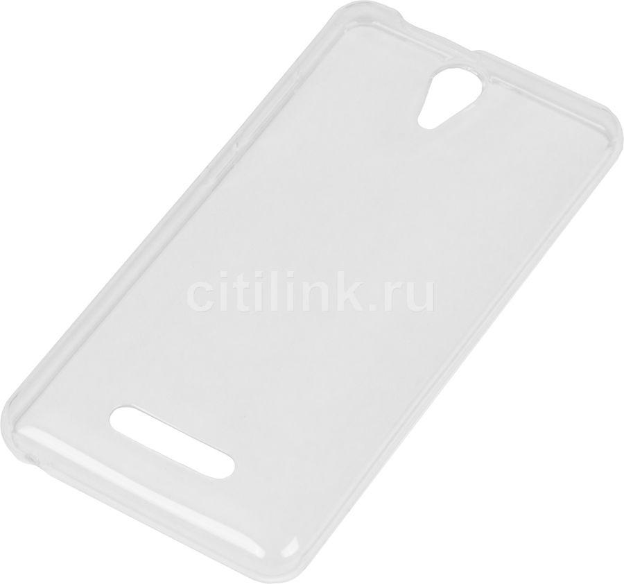 Чехол (клип-кейс) DIGMA для Digma LINX C500/CITI Z510/VOX S506/S507S504, прозрачный [500/504/510]