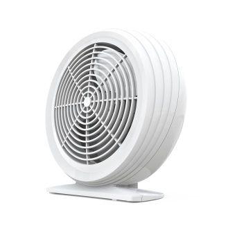 Тепловентилятор TIMBERK TFH S20SMX,  2000Вт,  белый