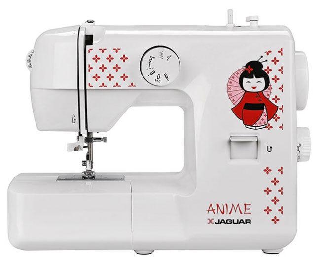 Швейная машина JAGUAR ANIME белый