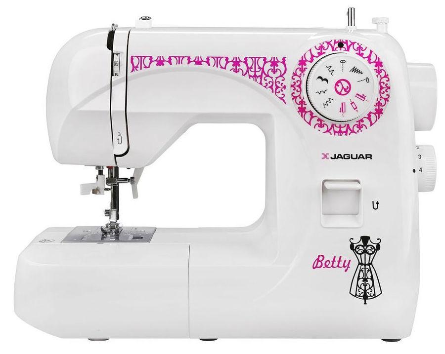 Швейная машина JAGUAR Betty белый