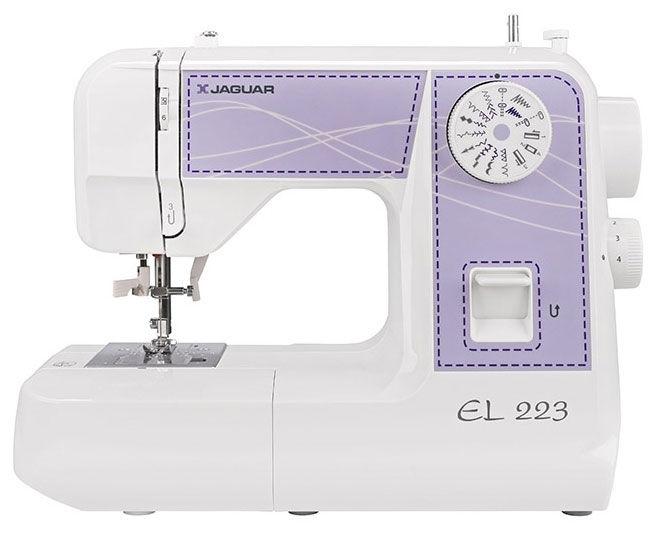 Швейная машина JAGUAR EL 223 белый