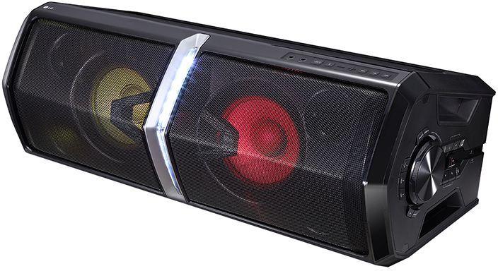 365d270c43f7 Купить Музыкальный центр LG FH6, черный по выгодной цене в интернет ...