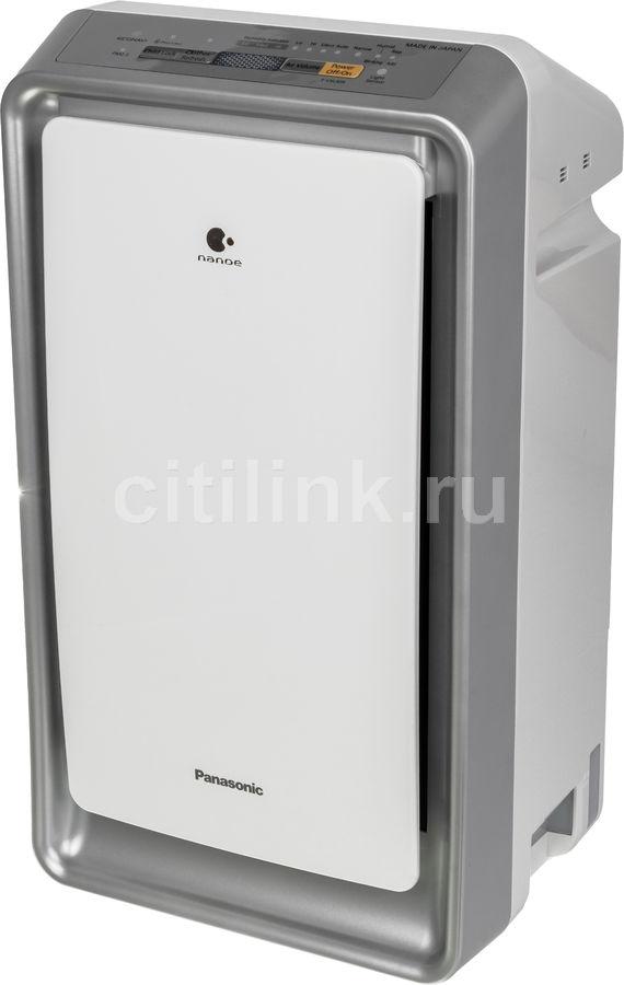 Воздухоочиститель PANASONIC F-VXL40R-S,  серебристый