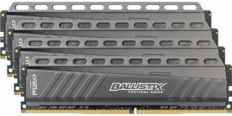 Модуль памяти CRUCIAL Ballistix Tactical BLT2C8G4D30AETA DDR4 -  2x 8Гб 3000, DIMM,  Ret