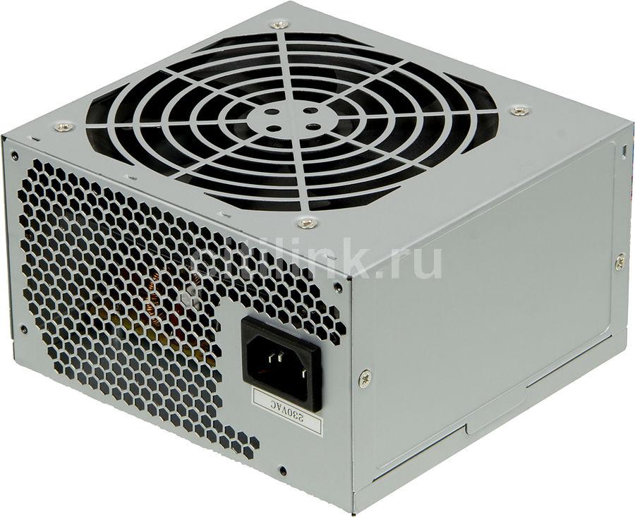 Блок питания FSP Q-DION QD550,  550Вт,  120мм,  серый [qd-550]