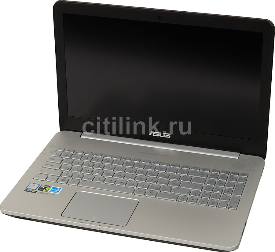 Ноутбук ASUS N552VW-FY250T, 15.6, Intel Core i7 6700HQ, 2.6ГГц, 8Гб, 1000Гб, nVidia GeForce GTX 960M - 2048 Мб, DVD-RW, Windows 10, серый [90nb0an1-m03120]Ноутбуки<br>экран: 15.6;  разрешение экрана: 1920х1080; процессор: Intel Core i7 6700HQ; частота: 2.6 ГГц (3.5 ГГц, в режиме Turbo); память: 8192 Мб, DDR4; HDD: 1000 Гб, 5400 об/мин; nVidia GeForce GTX 960M - 2048 Мб; DVD-RW; WiFi;  Bluetooth; HDMI; WEB-камера; Windows 10<br>