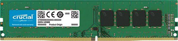 Модуль памяти CRUCIAL CT4G4DFS8213 DDR4 -  4Гб 2133, DIMM,  OEM