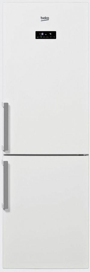 Холодильник BEKO RCNK321E21W,  двухкамерный,  белый