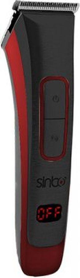 Триммер SINBO SHC 4367,  черный/красный