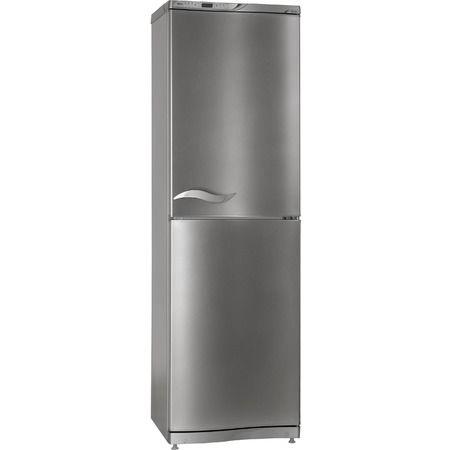 Холодильник АТЛАНТ MXM 1848-08,  двухкамерный,  серебристый