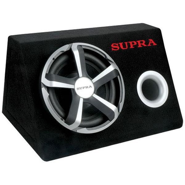 Сабвуфер автомобильный SUPRA SRD-301,  пассивный,  180Вт