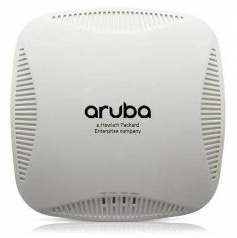 Точка доступа HPE Aruba IAP-205 RW,  белый [jw212a]