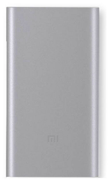 Внешний аккумулятор XIAOMI Mi Power Bank 2, 10000мAч, серебристый [ndy-02-ansilver]
