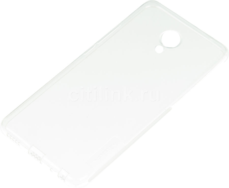 Чехол (клип-кейс)  TPU clear, для Meizu МХ6, прозрачный [nlk874004y0729]