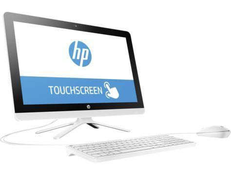Моноблок HP 22-b038ur, Intel Core i3 6100U, 8Гб, 1Тб, Intel HD Graphics 520, DVD-RW, Windows 10 Home, белый [x0z42ea]