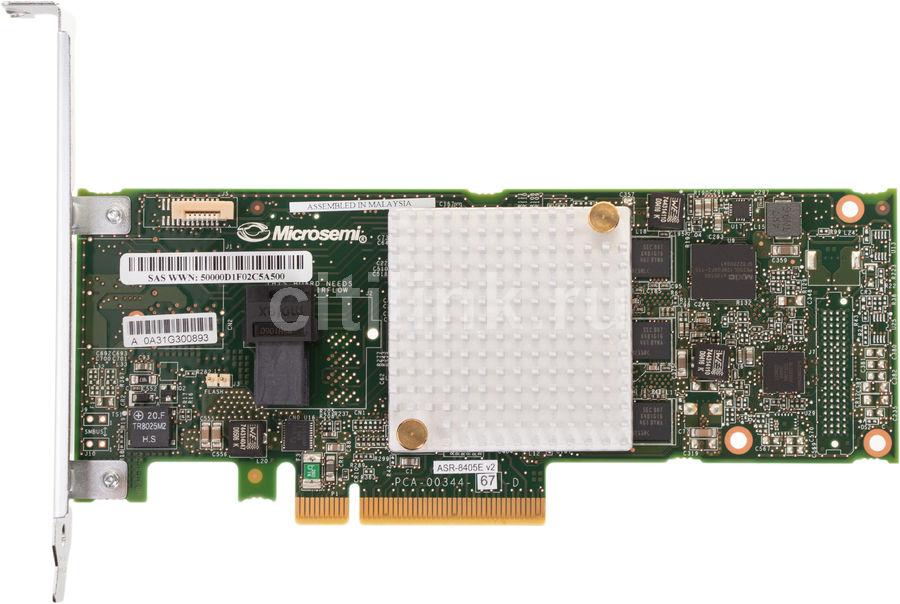 Контроллер Adaptec ASR-8405E SGL RAID 0/1/10/ 4i-ports 512Mb (2293901-R)
