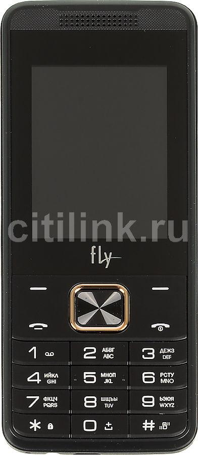9ab2c4f004fc1 Купить мобильный телефон FLY FF245, золотистый в интернет-магазине ...