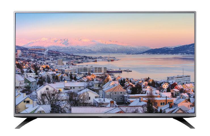 LED телевизор LG 43LW310C