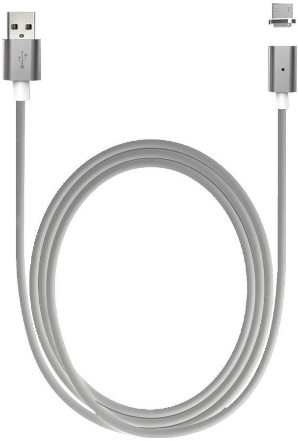 Кабель SMARTERRA QuickJack 2.0,  microUSB -  USB,  1.0м,  белый [strqjmuwt]