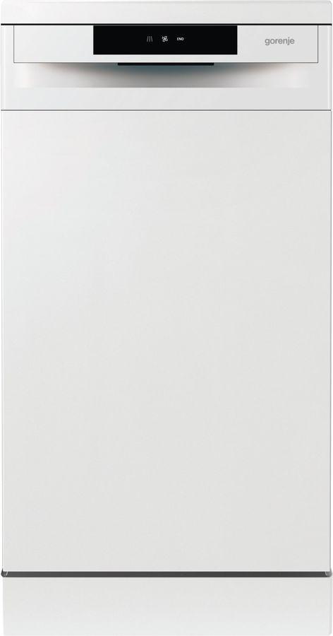 Посудомоечная машина GORENJE GS52010W,  узкая, белая