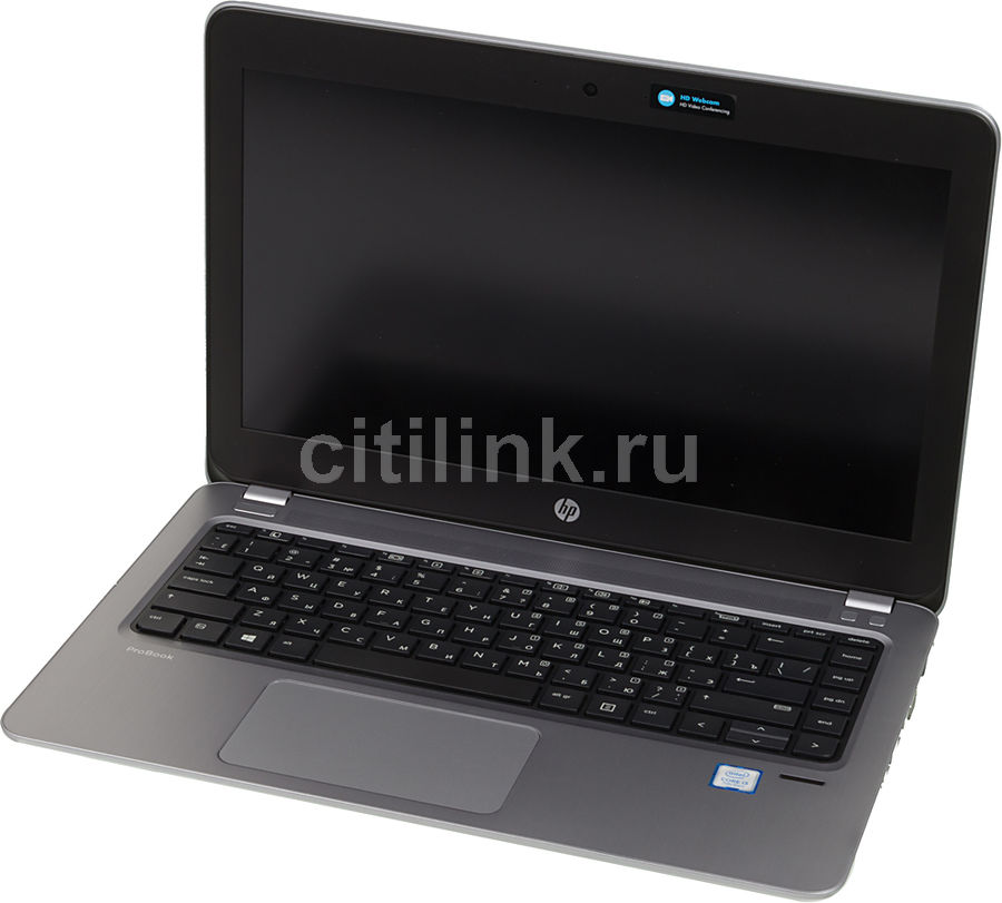 Ноутбук HP ProBook 430 G4, 13.3, Intel Core i3 7100U 2.4ГГц, 4Гб, 128Гб SSD, Intel HD Graphics 620, Windows 10 Professional, серебристый [y7z27ea]Ноутбуки<br>экран: 13.3;  разрешение экрана: 1366х768; тип матрицы: UWVA; процессор: Intel Core i3 7100U; частота: 2.4 ГГц; память: 4096 Мб, DDR4, 2133 МГц; SSD: 128 Гб; Intel HD Graphics 620; WiFi;  Bluetooth; HDMI; WEB-камера; Windows 10 Professional<br><br>Линейка: ProBook
