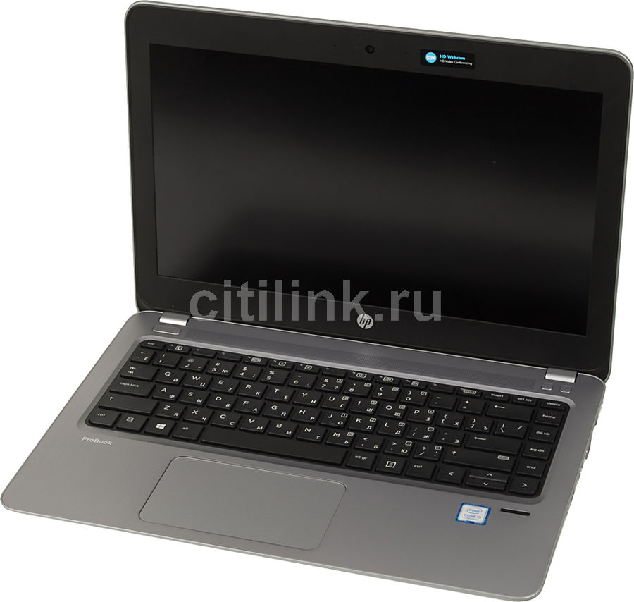 Ноутбук HP ProBook 430 G4, 13.3, Intel Core i5 7200U, 2.5ГГц, 4Гб, 128Гб SSD, Intel HD Graphics 620, Windows 10 Professional, серебристый [y7z35ea]Ноутбуки<br>экран: 13.3;  разрешение экрана: 1920х1080; процессор: Intel Core i5 7200U; частота: 2.5 ГГц (3.1 ГГц, в режиме Turbo); память: 4096 Мб, DDR4, 2133 МГц; SSD: 128 Гб; Intel HD Graphics 620; WiFi;  Bluetooth; HDMI; WEB-камера; Windows 10 Professional<br><br>Линейка: ProBook