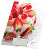 Весы кухонные SUPRA BSS-4500,  красный