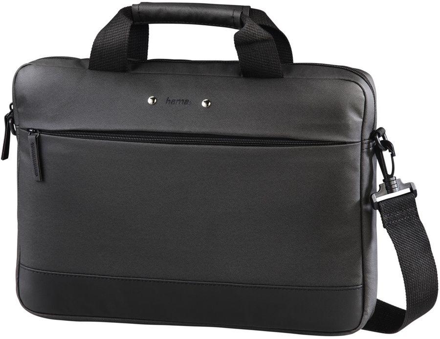 """Сумка для ноутбука 15.6"""" HAMA Ultra Style, черный [00101528]"""