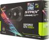 Видеокарта ASUS nVidia  GeForce GTX 1050TI ,  STRIX-GTX1050TI-O4G-GAMING,  4Гб, GDDR5, OC,  Ret вид 9