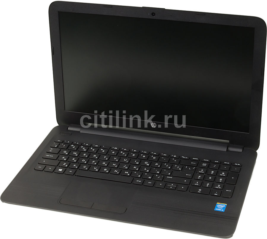 Ноутбук HP 250 G5, 15.6, Intel Core i3 5005U, 2ГГц, 4Гб, 128Гб SSD, Intel HD Graphics 5500, DVD-RW, Free DOS, черный [w4n47ea]Ноутбуки<br>экран: 15.6;  разрешение экрана: 1366х768; тип матрицы: SVA; процессор: Intel Core i3 5005U; частота: 2 ГГц; память: 4096 Мб, DDR3L; SSD: 128 Гб; Intel HD Graphics 5500; DVD-RW; WiFi;  Bluetooth; HDMI; WEB-камера; Free DOS<br>