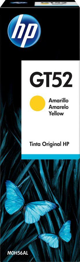Картридж HP GT52, желтый [m0h56ae]