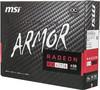 Видеокарта MSI Radeon RX 470,  RX 470 ARMOR 4G OC,  4Гб, GDDR5, OC,  Ret вид 7