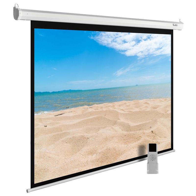Экран CACTUS MotoExpert CS-PSME-240x180-WT,  240х180 см, 4:3,  настенно-потолочный белый