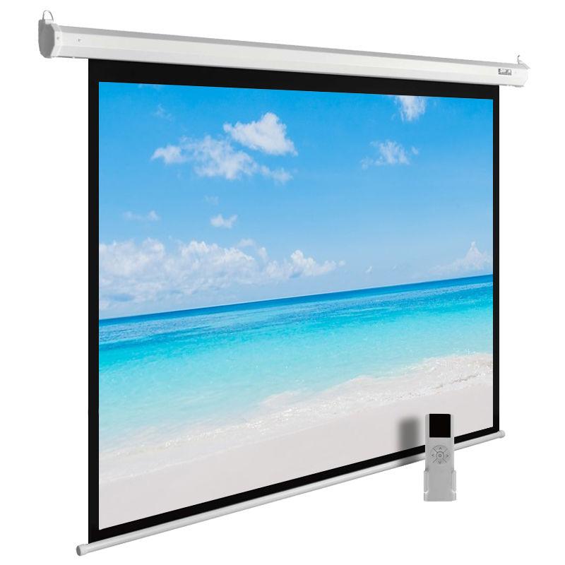 Экран CACTUS MotoExpert CS-PSME-300x225-WT,  300х225 см, 4:3,  настенно-потолочный белый