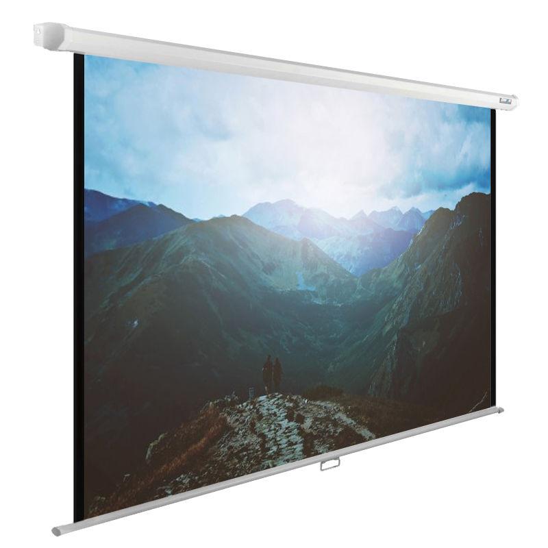 Экран CACTUS WallExpert CS-PSWE-240x240-WT,  240х240 см, 1:1,  настенно-потолочный